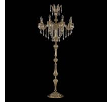 Торшер Bohemia Ivele Crystal 71102T/8/210 B G Y4