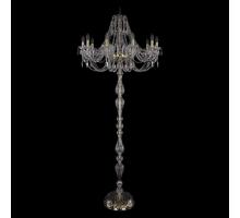 Торшер Bohemia Crystal 1406T1/10/300-210/G