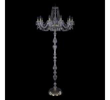 Торшер Bohemia Crystal 1402T1/10/300-210/G