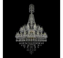 Люстра Хрустальная Bohemia Crystal 1415/24+12+6/460/XL-213/2d/G