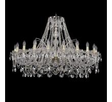 Люстра Хрустальная Bohemia Crystal 1411/20/400/G