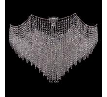 Люстра Хрустальная Bohemia Crystal 77071/95 Ni