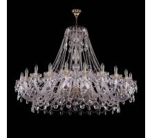 Люстра Хрустальная Bohemia Crystal 1411/24/530/G