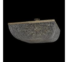 Потолочная люстра Bohemia Crystal 19282/100IV G