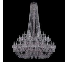 Люстра Bohemia Crystal 1410/24+12+6/460/h-175/2d/Ni/V0300