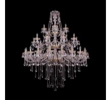Люстра Хрустальная Bohemia Crystal 1415/20+10+5/530/3d/G