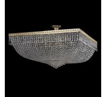 Потолочная люстра Bohemia Crystal 19272/100IV G