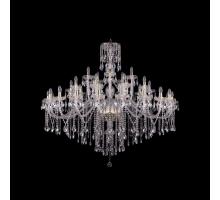 Люстра Хрустальная Bohemia Crystal 1415/20+10+5/530/G