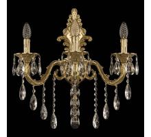 Бра Bohemia Ivele Crystal 7101B15/3/210 B G