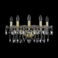 Бра Bohemia Crystal 1413B/5/165/XL/G