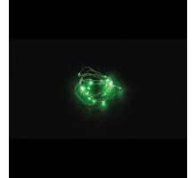 Светодиодная гирлянда Feron Линейная AA зеленая без мерцания CL570 32366