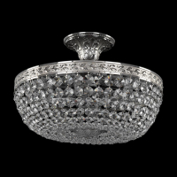Светильник Хрустальный Bohemia Crystal 19111/35IV Ni