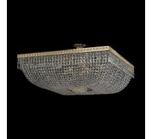 Люстра потолочная Bohemia Crystal 19012/100IV G