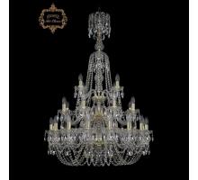 Люстра Bohemia Art Classic 11.11.16+8+4.300.3d.XL-128.Gd.Sp