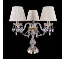 Настольная лампа Bohemia Crystal 1406L/3/141/G/SH3A