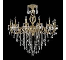 Люстра Bohemia Ivele Crystal 72401/12/360 B G FA10B