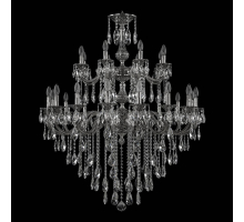 Люстра Bohemia Ivele Crystal 72101/16+8/360/2d B NB