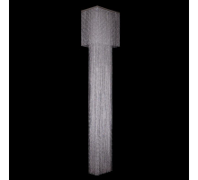 Светильник Хрустальный Bohemia Crystal 2001/40/60/350/Ni