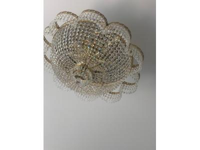 Потолочная люстра Bohemia Crystal 19301/65JB GB