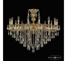 Люстра Bohemia Ivele Crystal 72202/16/360 B G