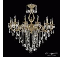 Люстра Bohemia Ivele Crystal 72401/12/360 B G FS2B