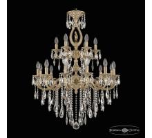 Люстра Bohemia Ivele Crystal 72401/12+6/250/2d B FP FH1M